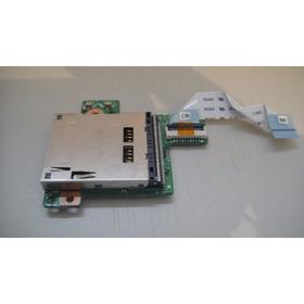 Leitor De Cartão Card Reader Hp Mini 311 Com Flat Semi Novo