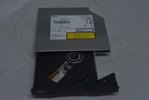 leitor de cd dvd slim teac 8x dv-28s-yz3 1977253y-z3