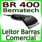 leitor de código de barras bematech br-400 usb