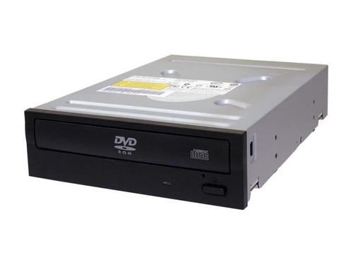 leitor de dvd preto idee desktop dh-16d2p