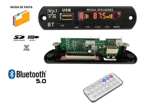 leitor de pendrive usb toca pendrive para caixa e receiver