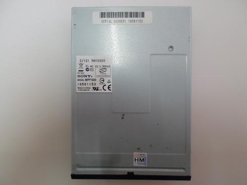 leitor drive de disquetes 1.44 mpf920 interno