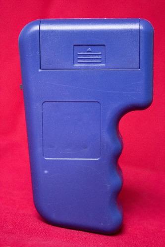 leitor e gravador de cartões 125khz rfid com 08 tags