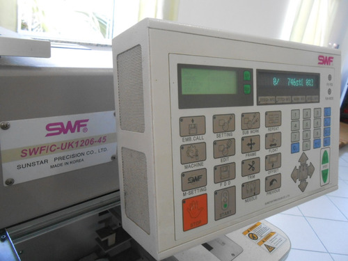 leitor emulador disquete swf 1.44m bordados