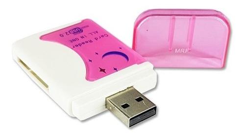 leitor gravador 2.0 cartão memória micro sd m2 pro duo sd