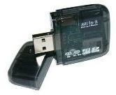 leitor gravador cartão memória, pro duo,sd, m2, micro sd