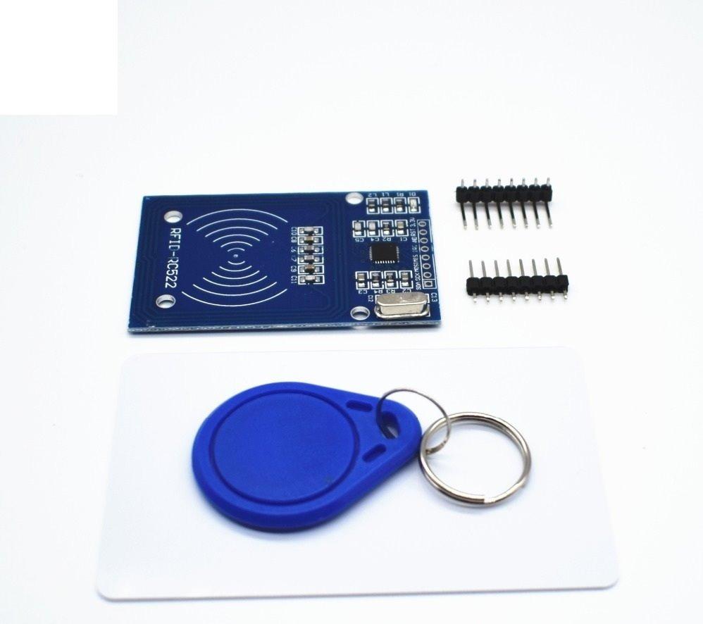 Leitor Gravador Rfid Mfrc522 Rc522 13 56mhz Para Arduino Pic