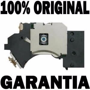 leitor óptico playstation 2 ps2 pr802w khm430c lente canhão