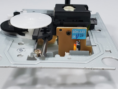 leitor ótico + mecanica original soh-aav = soh-ad5 e kss213