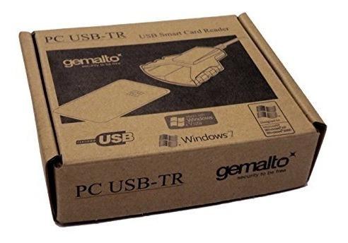 LEITOR GEM PC USB TWIN TR TREIBER
