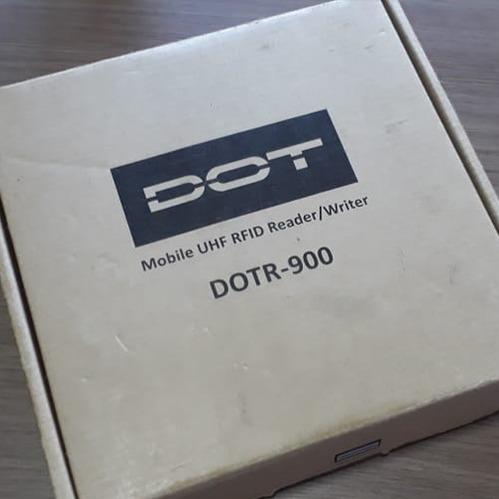 Leitor Tags Rfid Uhf Bluetooth Bt900 Etiqueta Epc Gen2