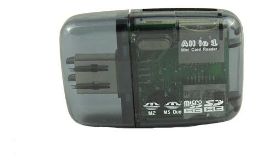 leitor usb gravador adaptador cartão de memória sd micro sd