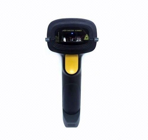 leitor wireless scanner código barra laser sem fio usb 5600