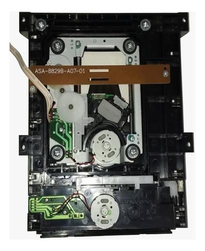 leitora sf-hd65 c/ mecanismo - completo nova 100%