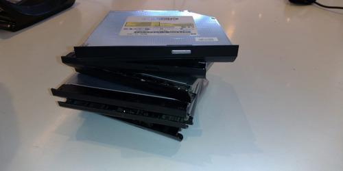 leitores cd/dvd notebook funcionando perfeitamente und/lote