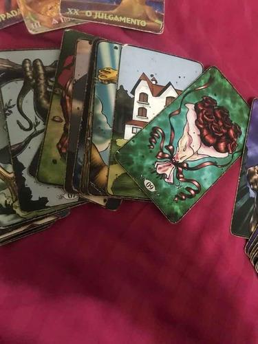 leitura de tarô e cartas ciganas