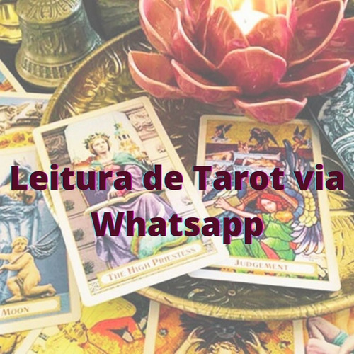 leitura de tarot terapêutico por whatsapp