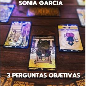Leitura Tarot & Baralho Cigano: 3 Perguntas Objetivas