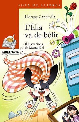 l'èlia va de bòlit(libro infantil)