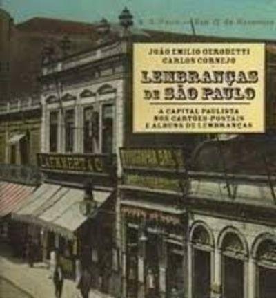 lembranças de são paulo 1 - a capital paulista
