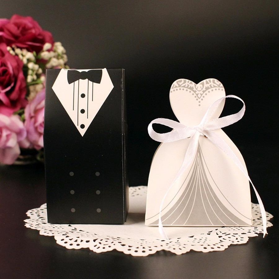 Lembrancinha De Casamento Caixinhas Noivinhos Bem Casado