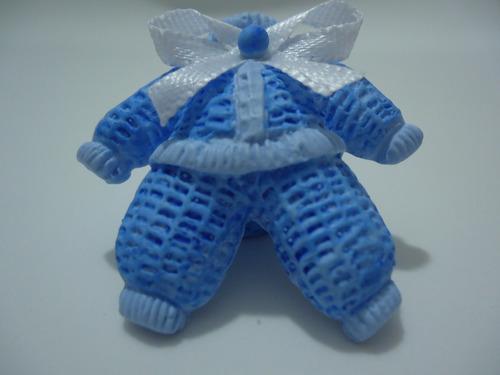 lembrancinha chá de bebê | fralda |  menino | 50 peças rf.03