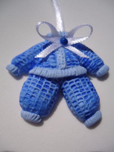 lembrancinha chá de bebe menino | fralda | 60 peças