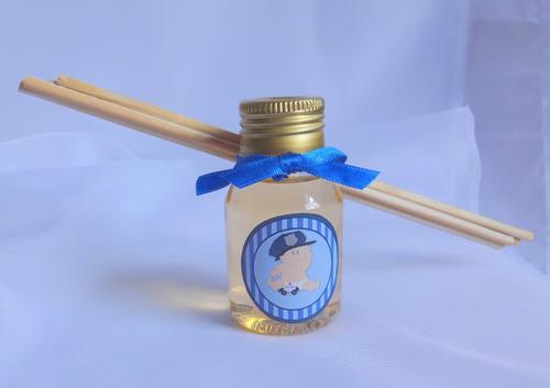lembrancinhas - 100 unidades de mini difusor de varetas 30ml
