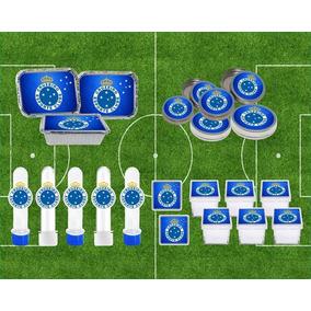 e2233af51a97e Kit Festa Aniversario Do Cruzeiro no Mercado Livre Brasil