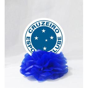 e75afe14db4f5 Aniversario Cruzeiro Personalizados no Mercado Livre Brasil