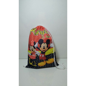 bab46b0e5 Mochila Mickey Aniversario no Mercado Livre Brasil