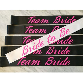 781fd9207 Team Bride Faixa no Mercado Livre Brasil