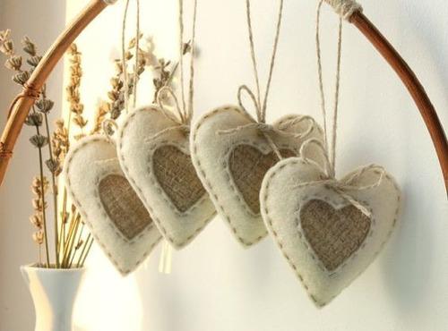 lembrancinhas casamento chaveirinho coração rustico 20 unids