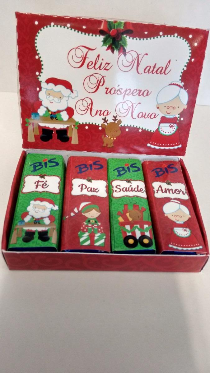 Lembrancinhas E Caixinhas Personalizadas Natal R 190 00 Em