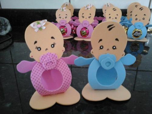 lembrancinhas maternidade, chá de bebe, batizado 20 unidades