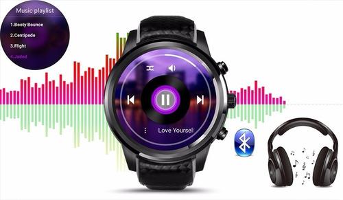 lemfo lem5 reloj inteligente android 5.1 wifi y 3g