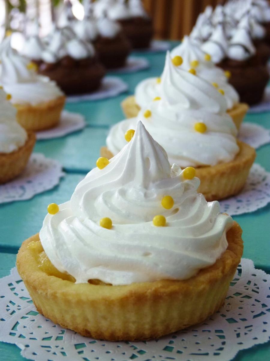 Lemon Pie Petit Four Mesas Dulces 60000 En Mercado Libre - Mesas-dulces