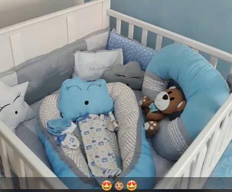 lenceria bebe cama cuna moises colecho corrar nido