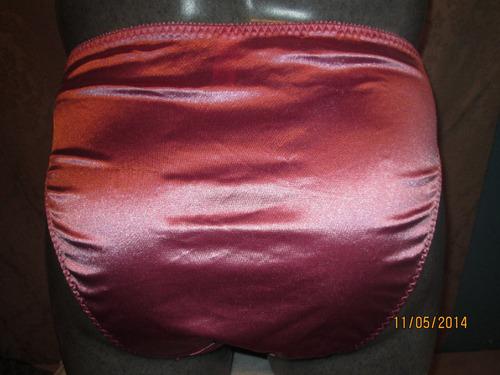 lenceria calzones extragrandes de encajes spandex num.  11