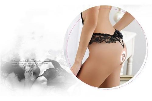 lencería erótica atrevida sexy encaje archivo abierto
