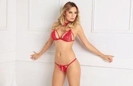 lenceria erotica conjunto ropa interior femenina