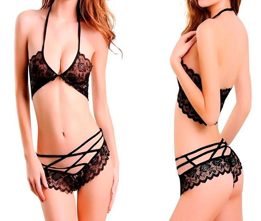 lencería erótica sensual sexy todas las tallas tanga+top. Cargando zoom. 0ab16b120af0