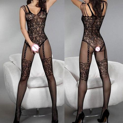 lencería ligero encaje elegante erotica sexy panti medias