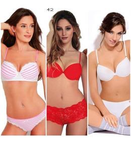 8ccff5abdf6a Lenceria Puritanas Las Mejores Marcas Y Precios! - Conjuntos de ...