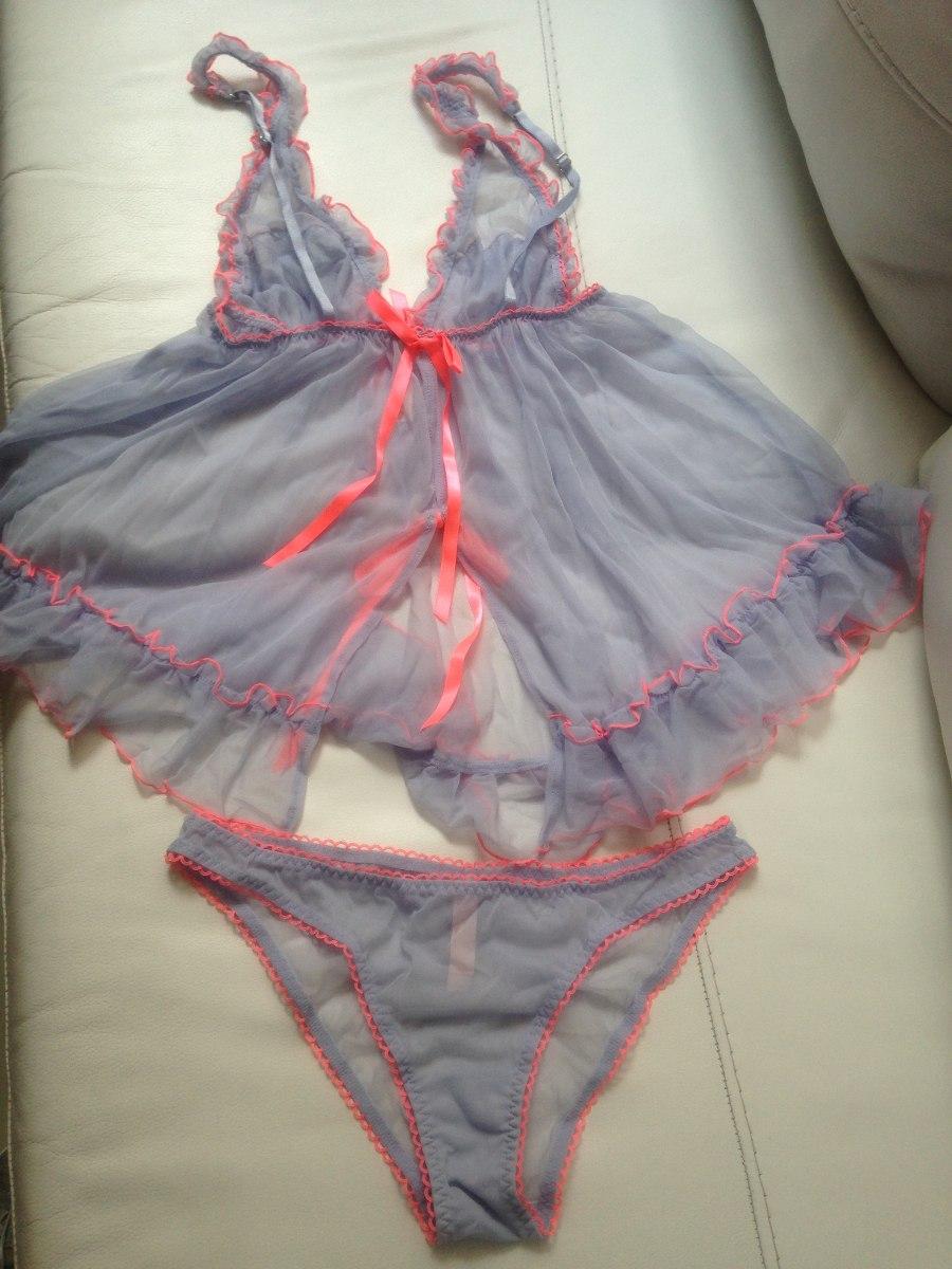 Lenceria Victoria Secret Original Al 60% De Descuento -   520.00 en ... 44c90fd87779