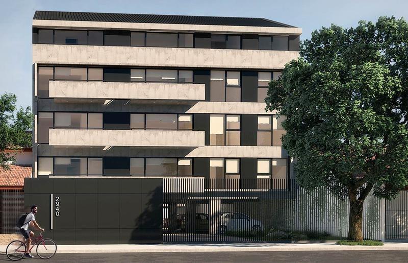 lencke vende - excelente 3 amb c/2 baños, frente c/balcon, coch. opcional, fideicomiso al costo