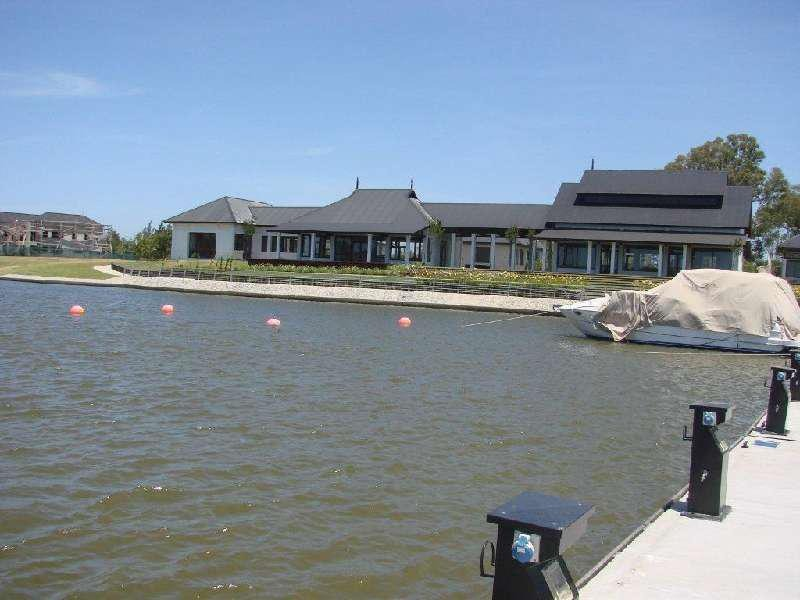 lencke vende - excelente lote al rio con amara de 28 mts, muy buena vista