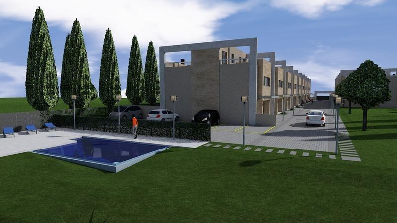 lencke vende - financiacion en obra, condominio cerrado c/pileta, 3 dormitorios mas playroom