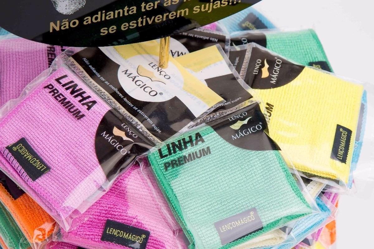 bbbad3418a9e3 Lenço Mágico Premium-lentes De Óculos- 1 Unidade Por Compra. - R  15 ...