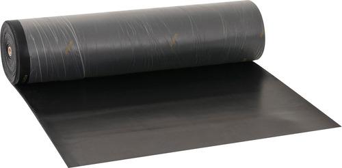 lençol borracha comum 1/8  3,2x1000mm s/lona prt mt vonder